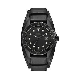 Gæt mænd ' s ur, sort-1g4