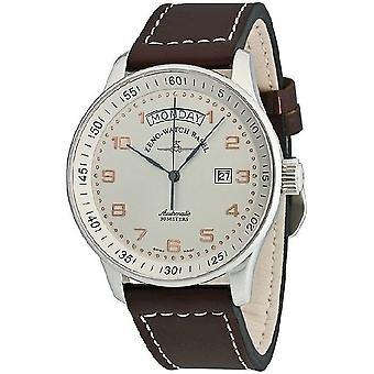 Zeno-Watch Men's Watch X-Large Retro Big P554DD-12-f2