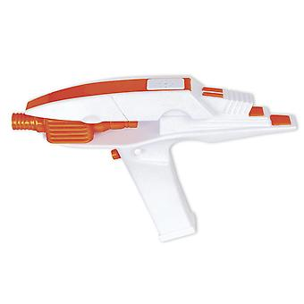 Star Trek XI Phaser with sound function film replica made of plastic.
