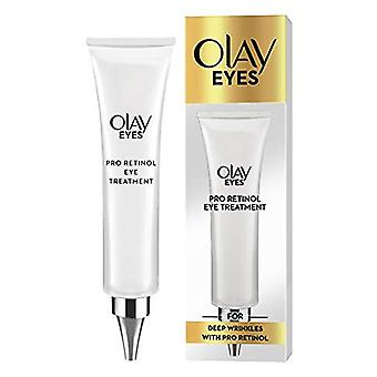 Anti-ageing Treatment for the Eye Contour Pro-retinol Olay (15 ml)