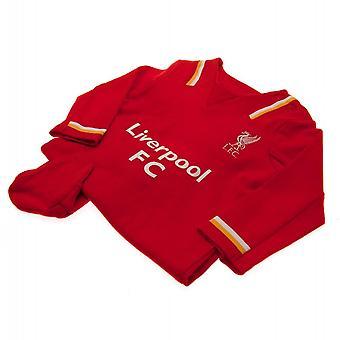Liverpool FC Baby RW Sleepsuit