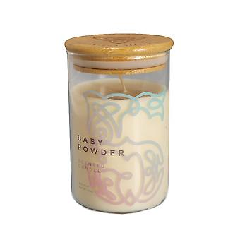 The Celtic Collection Scented Candle Range Baby Powder 345g