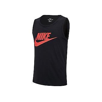 Nike Icon Futura Tank AR4991010 koulutus kesä miesten t-paita