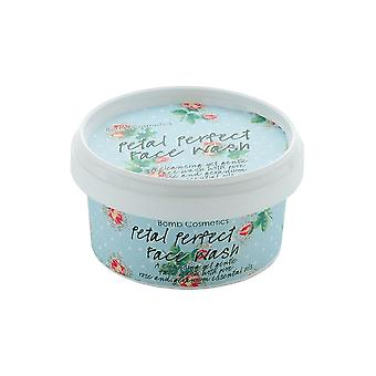 Bomb Cosmetics Face Wash - Petal Perfect