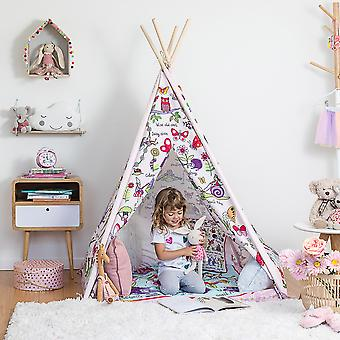 Tyrrell Katz Secret Garden design Teepee Play Tent