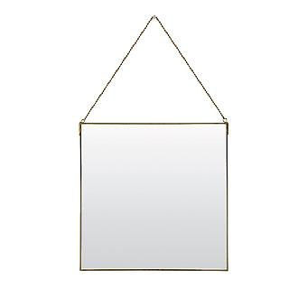 Light & Living Mirror 37x37x0.5cm Momo Gold