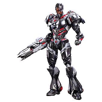 Justice League Cyborg Play Arts Action Figure