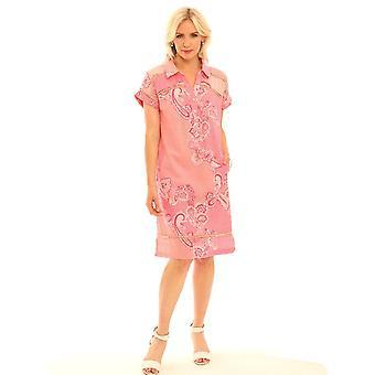 POMODORO Pomodoro Pink Or Blue Dress 62019