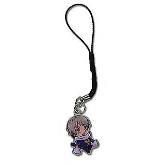 Cell Phone Charm - Hetalia - New SD Chibi Russia Gifts Anime ge17100