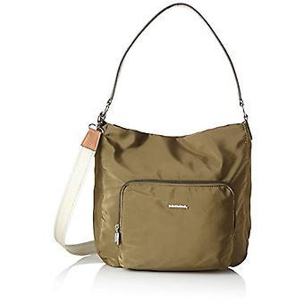 paragraph 4180000008 Green Woman Bag (Green (Khaki 104)) 11x32x32 cm (B x H x T)