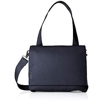Mandarin Duck Mellow Blue Women's Hand Bag/Dress Blue 10x21x28.5 cm (B x H x T)