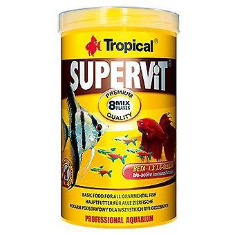 Tropical Basic Supervit 11 L (Fish , Food , Warm Water)