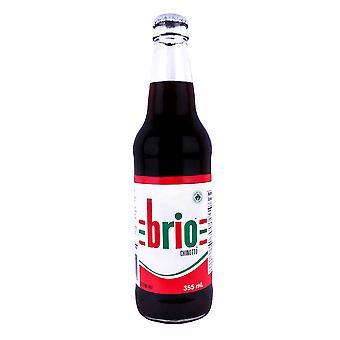 Brio Flasker -( 355 ml X 12 bokser )