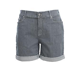 Karl Lagerfeld Klwst0003020130002 Femmes-apos;s Blue Cotton Shorts