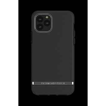 Richmond & Finch Freedom Case Shell for iPhone 11 Pro -Black Out