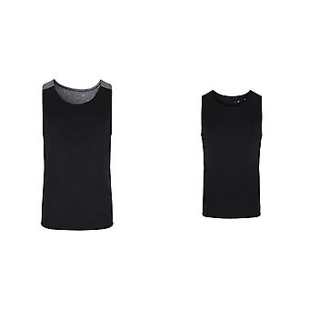 TriDri Mens Performance Contrast Vest