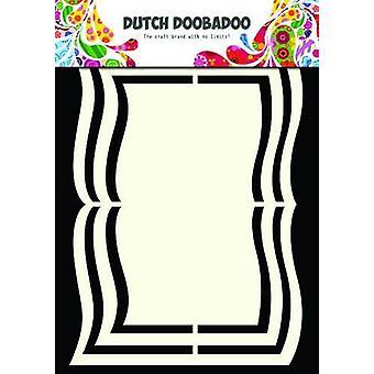 Niederländisch Doobadoo niederländische Form Kunst Rahmen Buch A4 470.713.112