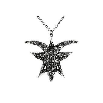 Restyle - baphomet necklace