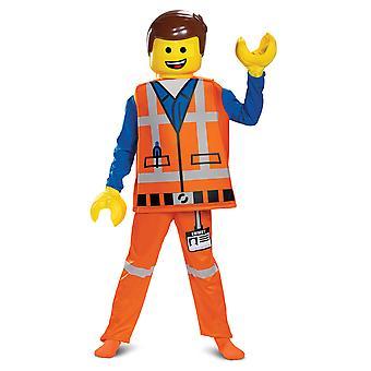 Luxe vermomming Emmet de grote Lego avontuur 2