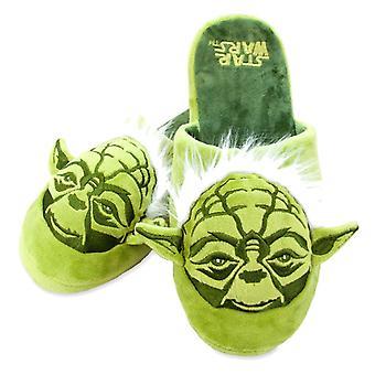 Star Wars Yoda aikuisten mule Tossut