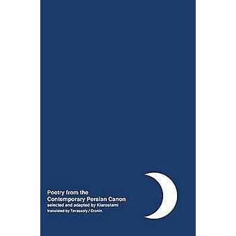 Night Poetry from the Contemporary Persian Canon Vol. 1 Persian  English dual language by Kiarostami & Abbas