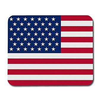 Amerikai zászló egérpad