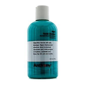 Logistiikka miehille Levä kasvojen puhdistusaine (normaali kuiva iho) - 237ml / 8oz