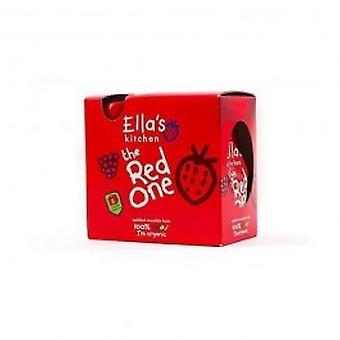 Ellas Kitchen - Smthie Frt - Red One multpck 5 x 90g