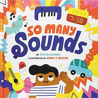 So Many Sounds by Tim McCanna - 9781419731563 Book