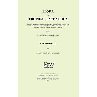 Flora of Tropical East Africa - Commelinaceae by Henk J. Beentje - 978