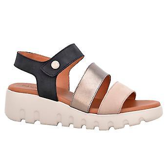 Paula Urban Reef Womens Wedge Heeled Sandals