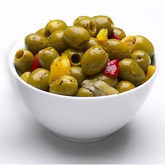 Belazu Pitted Vinci Olives