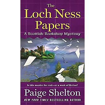 The Loch Ness Papers by Paige Shelton - 9781250252364 Book