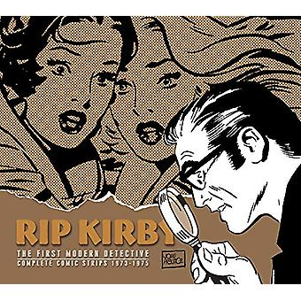 Rip Kirby - Vol. 11 - 1973-1975 by Fred Dickenson - 9781684054978 Book