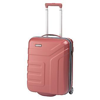rejseit Vector Håndbagage Trolley S, 2 hjul, 55 cm, 44 L, rød