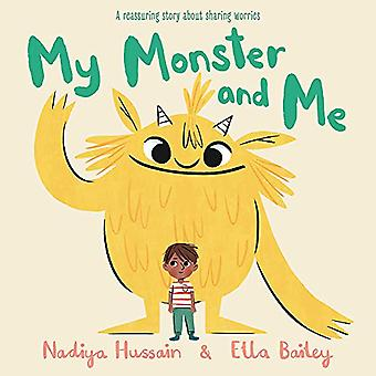 My Monster and Me by Nadiya Hussain - 9781444946437 Book