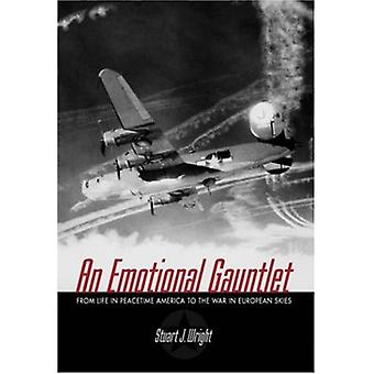 Emotional Gauntlet - An - a Us Bomber Crew Flying from England in Wwii