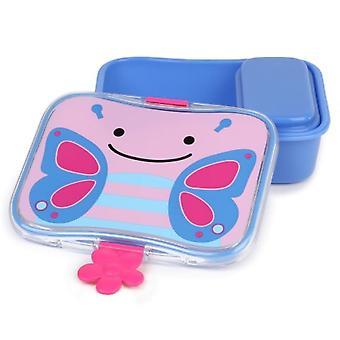 Skip*Hop Zoo Lunch Breadbox Butterfly