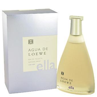 Agua De Loewe Ella Eau De Toilette Spray von Loewe 5,1 oz Eau De Toilette Spray