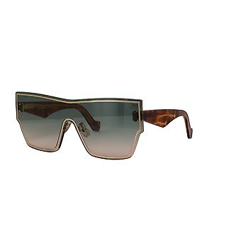 Loewe LW4004IU 32P Palladium/Grey Gradient Sunglasses