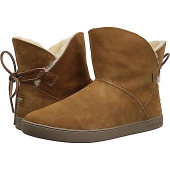 Koolaburra Women's Shoes Shazi Mini Closed Toe Ankle Cold Weather Boots