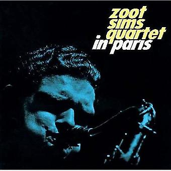 Zoot Sims - kvartetten i Paris [DVD] USA import