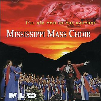 Mississippi Mass Choir - I'Ll See You in the Rapture [CD] USA import