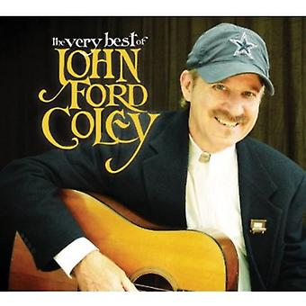 John Ford Coley - Very Best of John Form Coley [CD] USA import