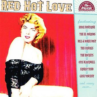 Red Hot Love [CD] USA import