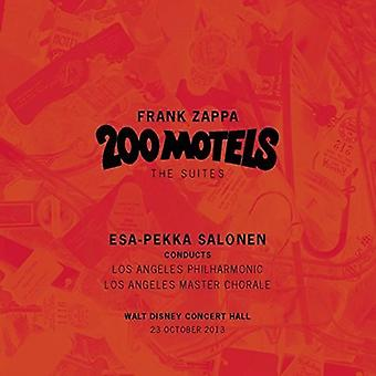 Los Angeles Philharm - 200 Motels (Zappa) [CD] USA import