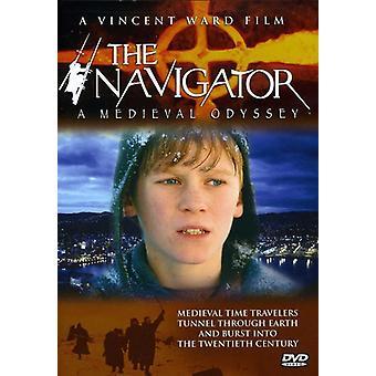The Navigator: A Medieval Odyssey [DVD] USA import