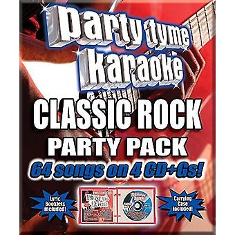 Various Artist - Party Tyme Karaoke: Classic Rock Party Pack [CD] USA import