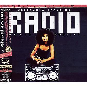 Esperanza Spalding - Radio Music Society-Deluxe Edition (CD/DVD) [CD] USA import