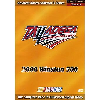 2000 Talladega 500 [DVD] USA import
